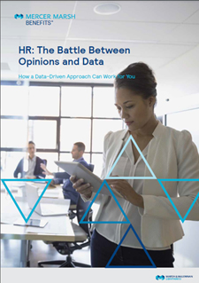 HR: The Battle Between Opinions and Data