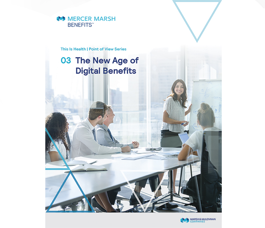 thumbnail image - The new age of digital benefits